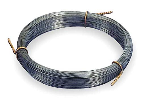 Amazing Deal Precision Brand 21016 Music Wire, High Carbon, Spring Tempered, C1085 Steel, 362 KSI Min Tensile Strength, 400 KSI Max Tensile Strength, 1 Pound Coil, 0.016″ Diameter