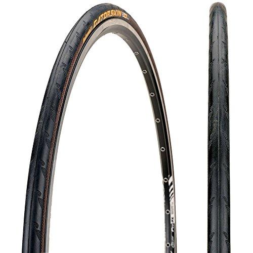 Continental Unisex– Erwachsene Reifen-1012887800 Fahrradreifen, schwarz, 28 Zoll