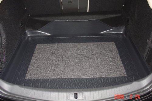 Kofferraumwanne mit Anti-Rutsch passend für Opel Insignia Liftback 11/2008- für Modell mit Pannenset (nicht Notrad) und ohne Subwoofer!