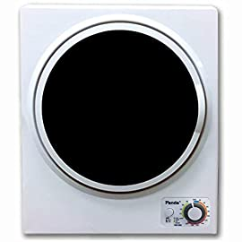 Panda 110V Electric Portable Compact Laundry Clothes Dryer, 1.5 cu.ft, Stainless Steel Drum Black and White, PAN725SF 4 It's perfect to use as the primary dryer in an apartment, condominium and other small living spaces. Using as secondary one in house laundry room, convenient near the baby or children's room, or a home gym, where frequent clothes washing is inevitable. Perfect for drying baby's clothes, small loads like your underwear, Pyjama, yoga suit, T-shirts, towel, handkerchief, socks, etc.