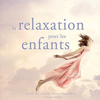 Couverture de La relaxation pour les enfants