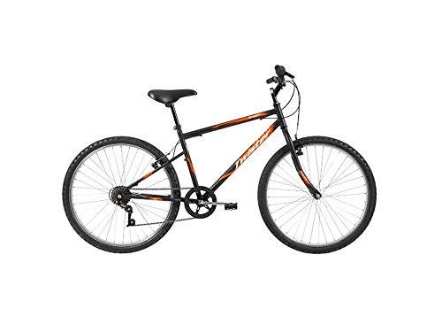 Bicicleta Caloi Twister T17R26V7MN Aro 26 Preto
