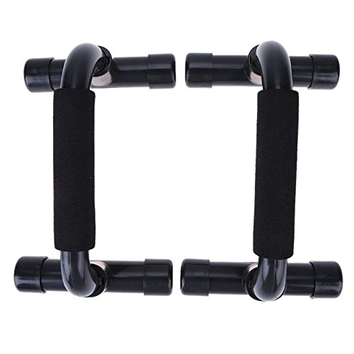 HEEGNPD 1 paar Push Up Bar Stand Push Up Board Oefening Chest Bar Sponge Handvat Trainer Body Building Fitness Equipment