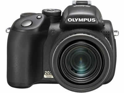 OLYMPUS デジタルカメラ CAMEDIA (キャメディア) SP-570UZ