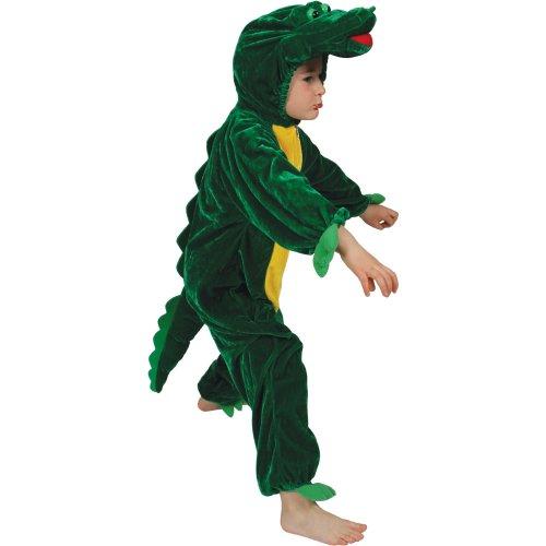 Deguisement pour Enfants Boogie Woogie Croco Taille : Medium - 5/6 ans