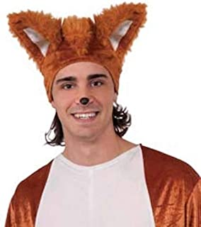 Men's Fox Disguise Costume