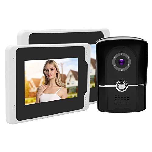 Videoportero Timbre 7in Tuya Home Digital(European regulations)