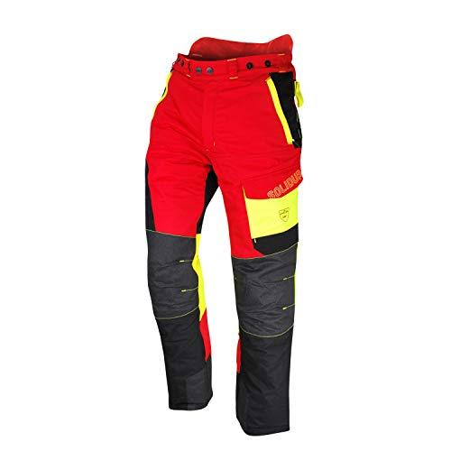 Jardiaffaires Pantalon Professionnel Confort adapté aux bucherons Solidur Comfy M