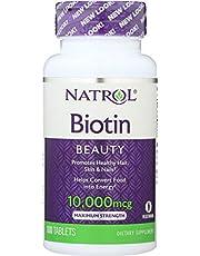 Natrol Biotin Maximum Strength 10000mcg