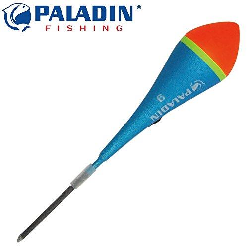 Paladin Bomb Schlepppose - Angelpose zum Forellenangeln, Schleppschwimmer, Forellenpose, Pose für Forellen, Forellenschwimmer, Länge / Tragkraft:14.5cm - 5g