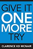 Give It One More Try