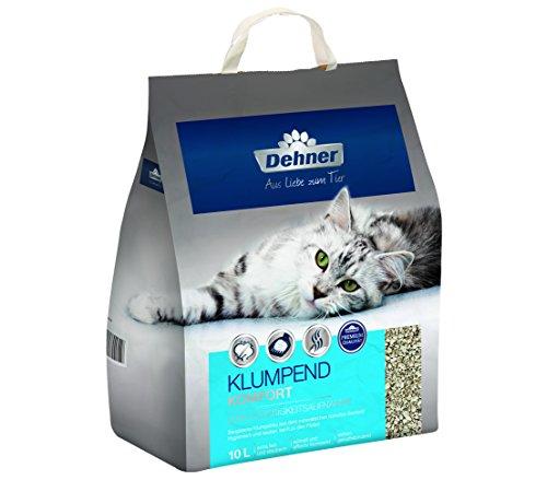 Dehner Selection Natur Katzenklumpstreu Ultra, 10 l