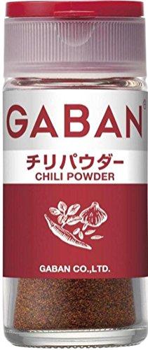 ギャバン チリパウダー 瓶0g