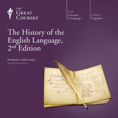 The History of the English Language, 2nd Edition cover art