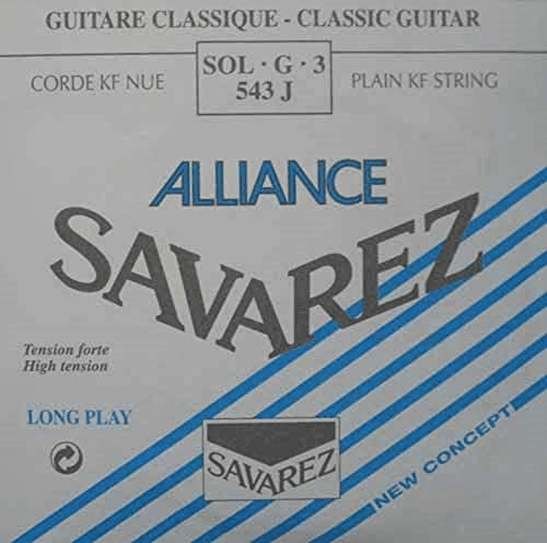Savarez Strings for Classic Guitar Alliance HT Classic 543J single string...