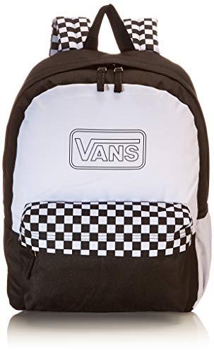 Vans VN0A4V3PWHT, mochila Unisex Adulto, white, One size