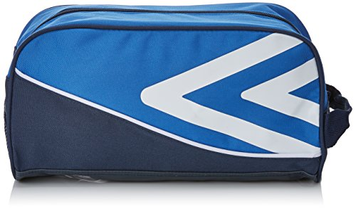 UMBRO Pro Training Bootbag Zapatero, Hombre, Royal/Dark Navy/Blanco, M