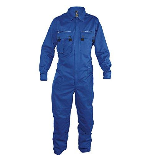 SOL'S Solstice PRO - Workwear Overall (L, Bugatti Blue)