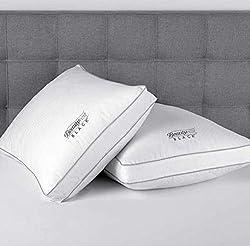 top rated Black beauty rest pillow, 2 pieces, standard queen 2021