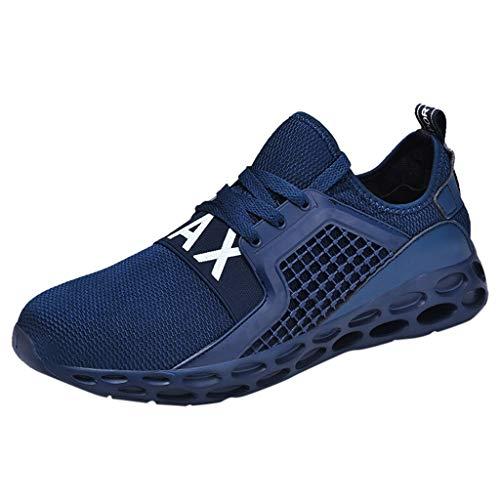 Vovotrade loopschoenen dames Air Gymnastiek schoenen snoeren vrijetijdsschoenen zwart wit rood blauw