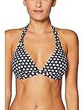 Esprit Crosby Beach Padded Halterne Parte de Arriba de Bikini, Negro (Black 001), 95C (Talla del Fabricante: 40 C) para Mujer