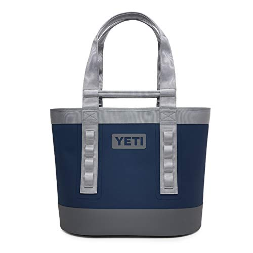 YETI Camino Carryall 35, All-Purpose Utility, Boat and Beach Tote Bag, Durable, Waterproof, Navy