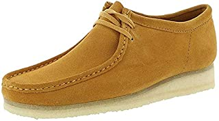 CLARKS Men's Wallabee Suede Shoes, Tumeric, Orange, 13 M US (B07G4BLM4R) | Amazon price tracker / tracking, Amazon price history charts, Amazon price watches, Amazon price drop alerts