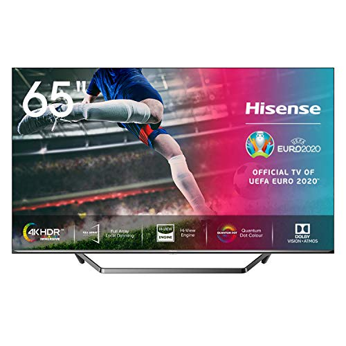 Hisense ULED 2020 65U71QF - Smart TV 65' Resolución 4K,...