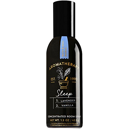 Bath and Body Works Aromatherapy Room Spray with Natural Essential Oil...