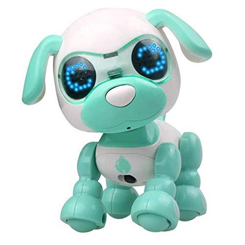 TOOGOO Giocattoli per Cuccioli di Cane Robot Giocattoli per Bambini Regali Interattivi Regalo di Compleanno Regali di Natale Giocattoli Robot per Boy