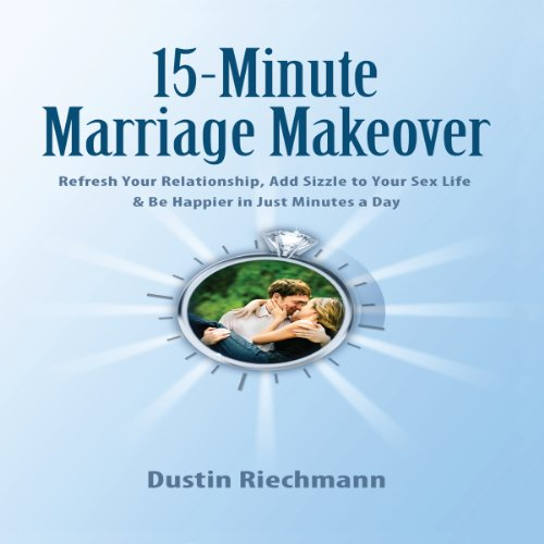15-Minute Marriage Makeover cover art