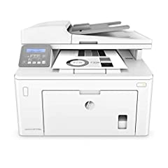 HP's BEST VALUE LASER PRINTER - With 1, 000 pages of toner right out of the box, HP Laserjet Pro M148dw is an all in one wireless monochrome laser printer that lets you print more for less. High yield toners also available UNCOMPROMISING QUALITY – Pr...