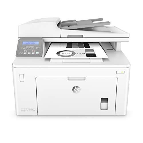 HP LaserJet Pro M148dw Laser Multifunktionsdrucker (Schwarzweiß Drucker, Scanner, Kopierer, WLAN, AirPrint) weiß