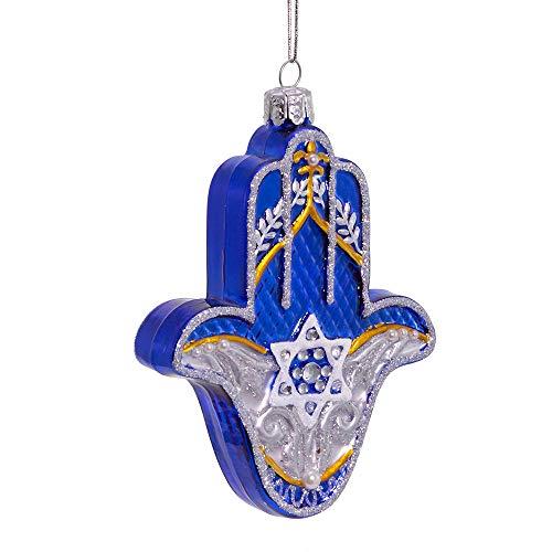 Kurt S. Adler NB1519 Ornament, Blue