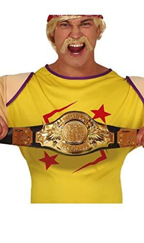 FIESTAS GUIRCA Cinturon Campeon DE Boxeo