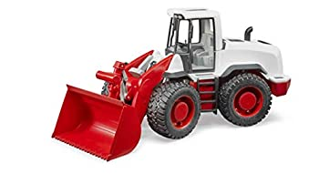 Bruder 03410 Front End Loader for Sandbox Farm and Construction Pretend Play