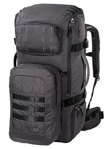 Jack Wolfskin TRT 75 Pack Jerk Sack de Voyage, Hiking Backpacks (sur 45 L) Adulte Unisexe, Phantom, One Size