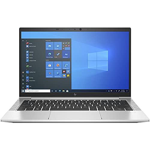 "HP EliteBook 840 G8 Home & Business Laptop (Intel i5-1135G7 4-Core, 16GB RAM, 512GB PCIe SSD, Intel Iris Xe, 14.0"" Full HD (1920×1080), Fingerprint, WiFi, Bluetooth, Webcam, Win 10 Pro) with Hub"