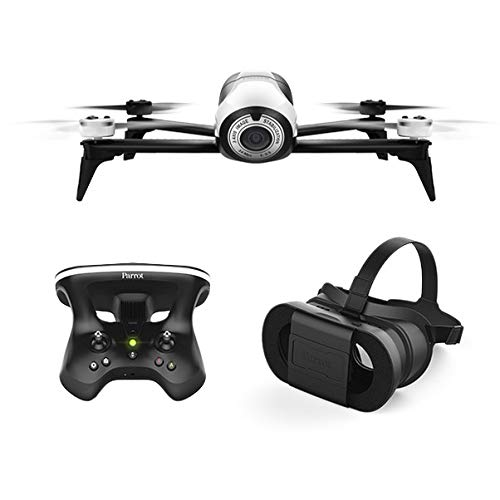 Drone Parrot Quadricoptère Bebop 2 | Blanc et Noir