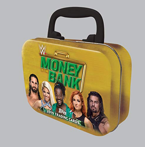 2019 WWE Money in The Bank Tin