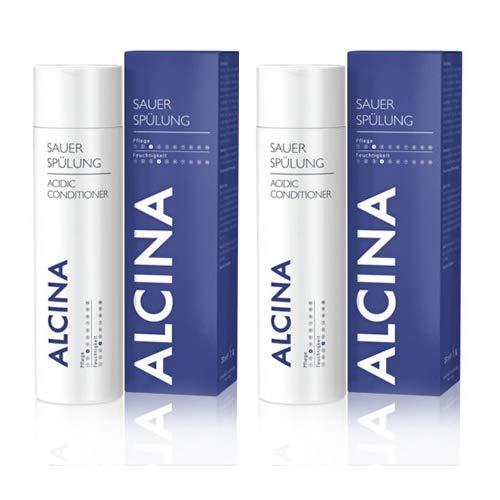 Alcina 2x Sauer Spülung je 250 ml = 500 ml