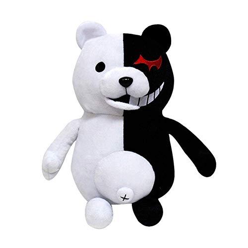 Ailin Online Danganronpa: Monokuma Plüschtier, 10 inch Super Süß Anime Plüsch Puppe Spielzeug für Zuhause Sofa Dekor