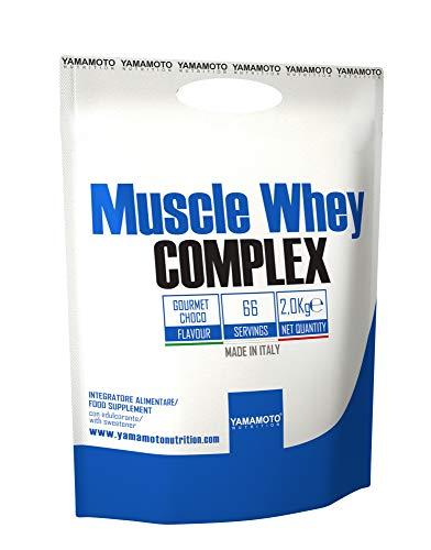 Yamamoto Nutrition Muscle Whey Complex Cioccolato - 2000 Gr