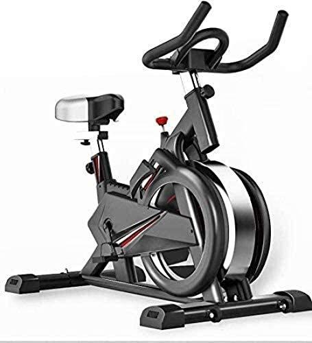 Stationaire fiets Excersize Equipment Professional Hometrainers Huis Ultra-Quiet Pedal Aerobic Exercise Sporten Fitness Fiets Verstelbare Indoor Afvallen Spinning Fitness Bike Uptodate ZHANGKANG