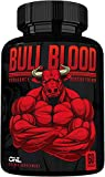 Bull Blood - Ultimate Men's Endurance Booster - Osyris Nutrition Lab - Made in USA (60 Capsules)