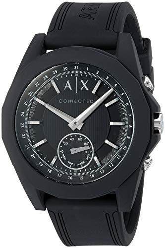 Armani Exchange - Reloj inteligente híbrido unisex AXT1001 (renovado)