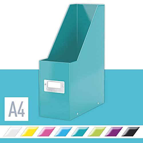 Leitz, Stehsammler, Eisblau, A4, Click & Store, 60470051