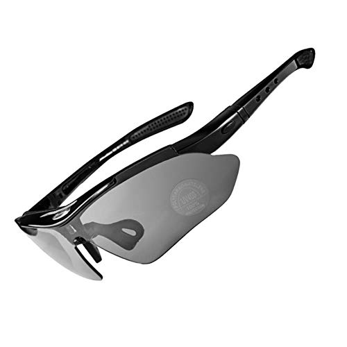 Rockbros Gafas De Sol Polarizadas para Ciclismo Gafas De Sol para Deportes...