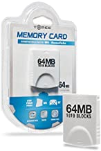 Tomee Wii/Gamecube 64MB Memory Card (1019 Blocks)