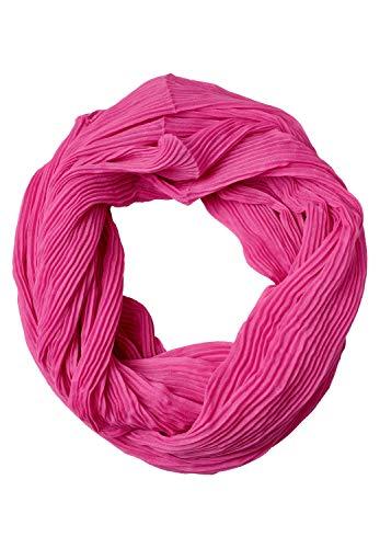 CECIL CECIL Damen Schal 570820, Bubblegum pink, One Size (Herstellergröße: A)